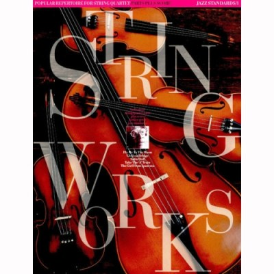 Chester Music Stringworks Jazz Standards 1