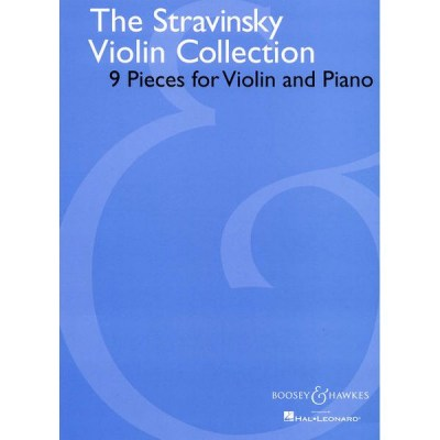 Boosey & Hawkes The Stravinsky Violin Collecti