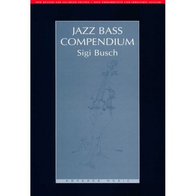 Advance Music Busch Jazz Bass Compendium