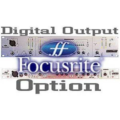 Focusrite A/D For Penta/TrackMaster