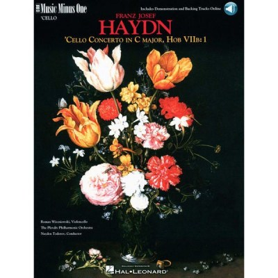 Music Minus One Haydn Cello Concerto C-Dur