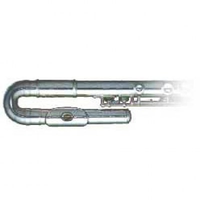 Jupiter JFLH513S Head Curved for Flute
