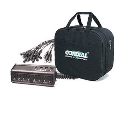 Cordial Multicore CYB C 24/4 Bundle