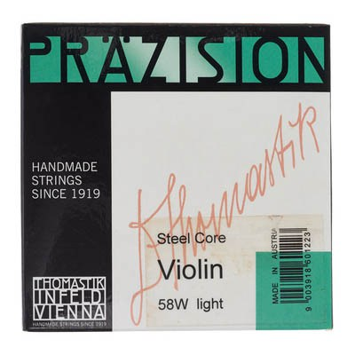 Thomastik Prazision E Violin 4/4 medium