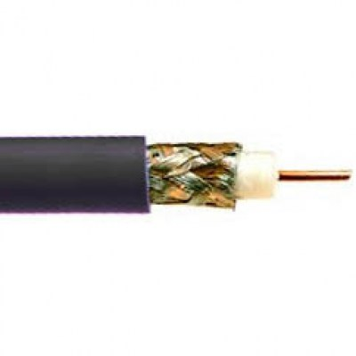 Belden 1694A Video Cable SDI BK