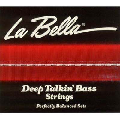 La Bella Black Nylon 760N-B