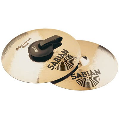 "Sabian 14"" AA Marching Band Med. Br."