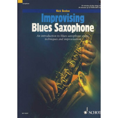 Schott Improvising Blues Saxophone