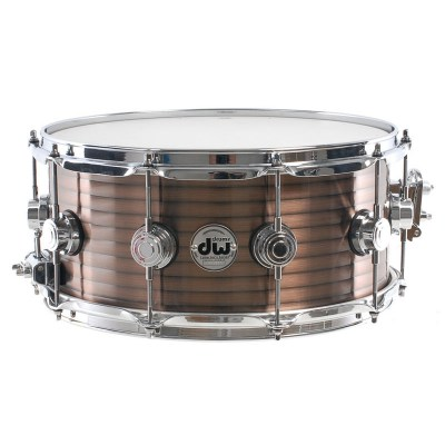 "DW 14""x6,5"" Vintage Steel/Copper"