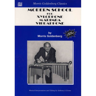 Alfred Music Publishing Modern School for Xylophone
