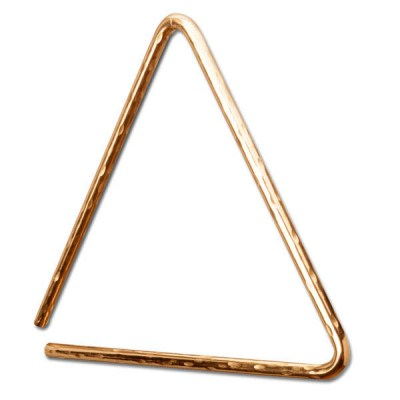 "Sabian 10"" Triangle HH B8 Bronze"