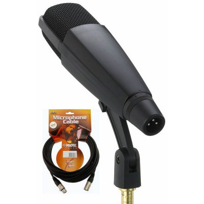 Sennheiser MD 421 Cordial Bundle