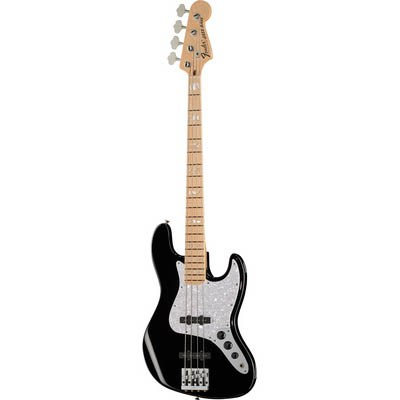 Fender US Geddy Lee Bass BK