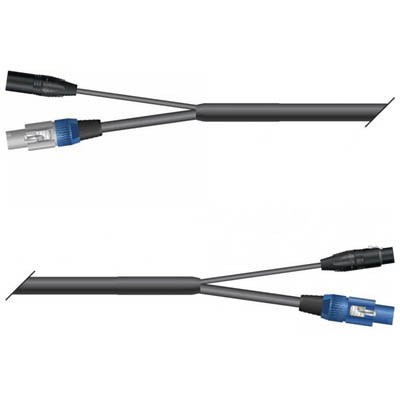 Sommer Cable Monolith 2 Powercon/XLR 10M