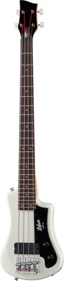 Hofner Shorty Bass White