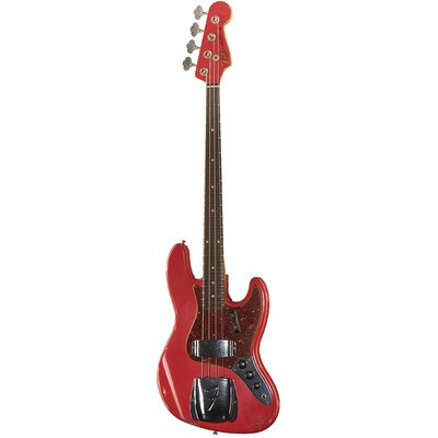 Fender 64 Jazz Bass Relic FR