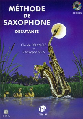 Editions Henry Lemoine Methode de saxophone
