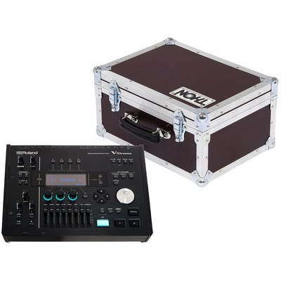 Roland TD-50 Drum Module Case Bundle