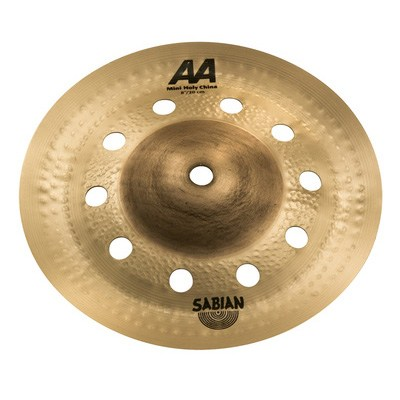 "Sabian 08"" AA Mini Holy China"