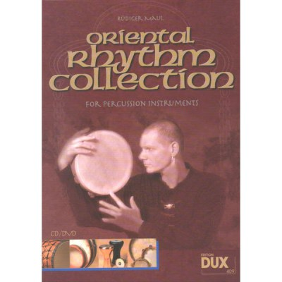 Edition Dux Oriental Rhythm Collection
