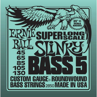Ernie Ball 2850 Nickel SL