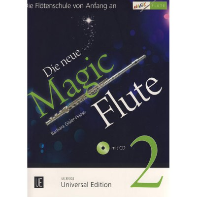 Universal Edition Neue Magic Flute 2 + CD