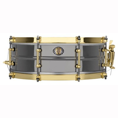 "Ludwig 14""x05"" Anniv. Black Beauty"