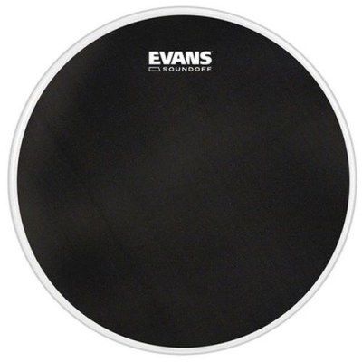 "Evans 20"" SoundOff Bass Mesh Head"
