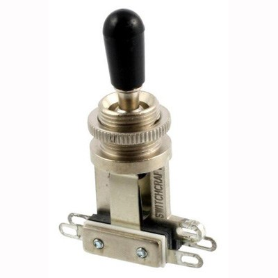 Allparts Switchcraft Short Toggle Sw.