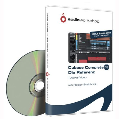Audio Workshop Cubase Complete 10 Reference