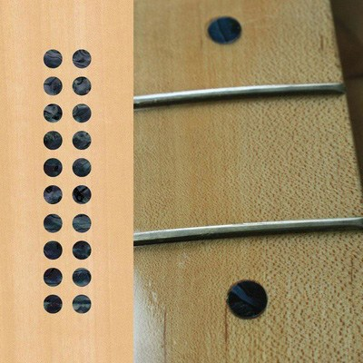 "Jockomo 1/4"" Dot Fret Markers BP"