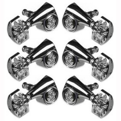 Taylor Luxury Tuners Chrome by Gotoh