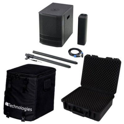 dB Technologies ES 602 Touring Set
