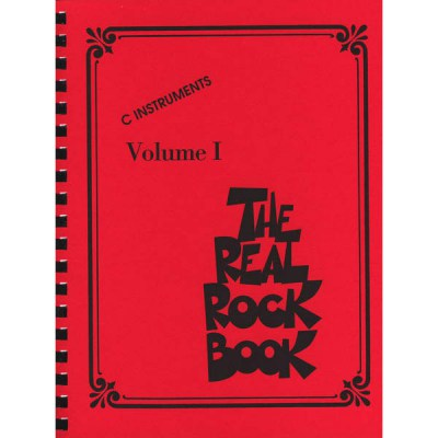 Hal Leonard  The Real Rock Book