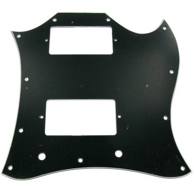 Goldo Pickguard Double Cut XSM3B