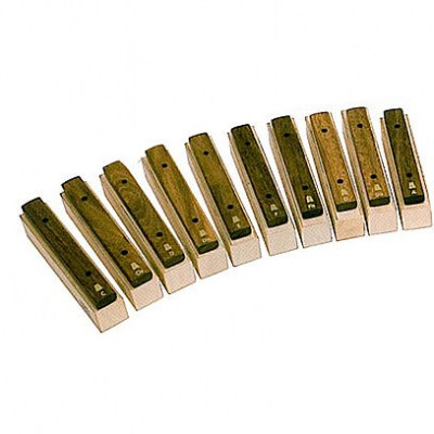 Goldon Soprano 10 Chime Bars 10607