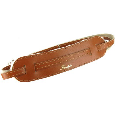 Klondyke Banjo Strap Light Brown