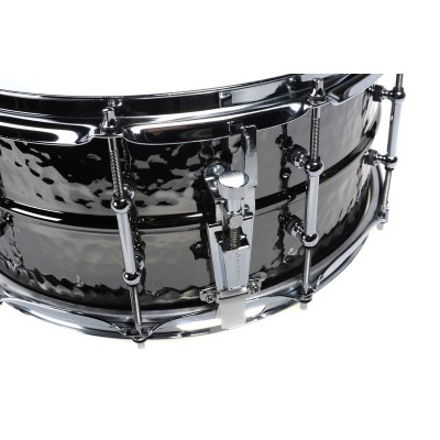 "Ludwig LB417KT 14""x6,5"" Black Beauty"