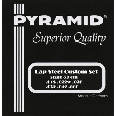 Pyramid Custom Lap Steel String Set