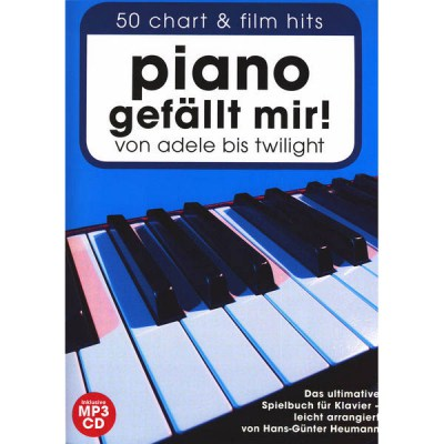 Bosworth Piano Gefallt Mir! Vol.1+CD