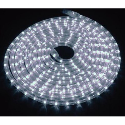 Eurolite Rubberlight LED white 3000K 9m