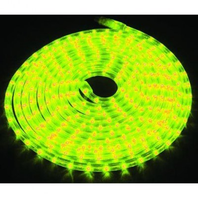 Eurolite Rubberlight LED RL-1 Yellow 9m