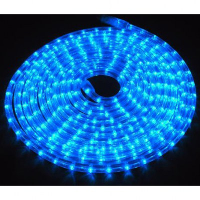 Eurolite Rubberlight LED RL-1 Blue 9m