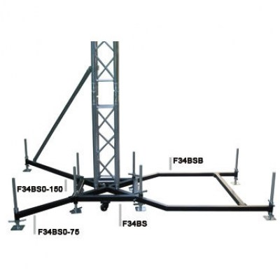 Global Truss Outrigger 75 cm NewStyle Sta.