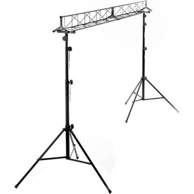Stairville LB-3 Lighting Stand Set 3m bla