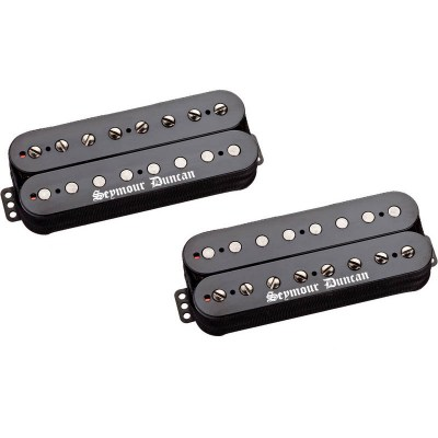 Seymour Duncan Black Winter 8-String Set
