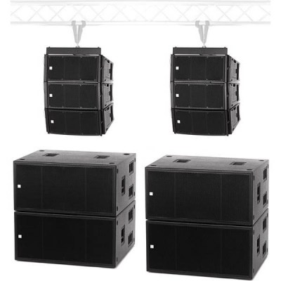 the box pro A10 LA Line Array System