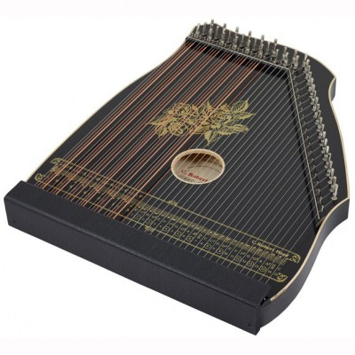 Hopf Akkordzither 100/3 Black
