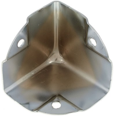 Adam Hall 4058 Case Corner chrome