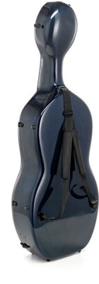 Musilia S3 Cello Case TBLU/BLK